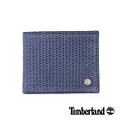 Timberland 中性寧靜藍麂皮六卡短夾 A1DRR