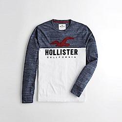 Hollister HCO  長袖 T恤 白 1097