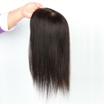 米蘭精品 假髮片真髮絲-無痕30cm補髮片女假髮母親節禮物73us12