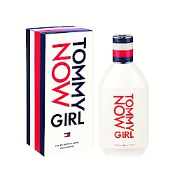 Tommy Hilfiger Tommy Girl NOW 即刻實現女性淡香水30ml