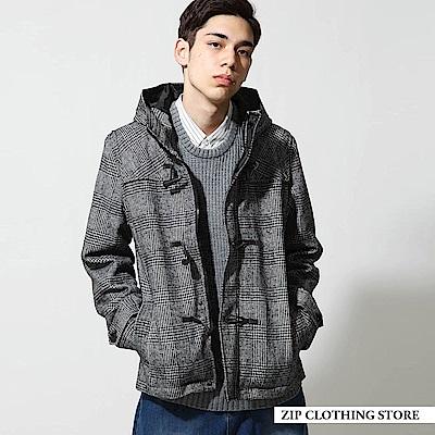 海軍單排釦外套 牛角釦外套(14色) ZIP日本男裝
