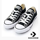 CONVERSE-男女休閒鞋M9166C-黑
