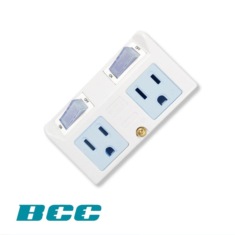 BCC FC230插座分接器