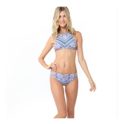 澳洲Sunseeker泳裝Ethnic Gypsie系列兩件式比基尼泳衣復古削肩2191017FIR