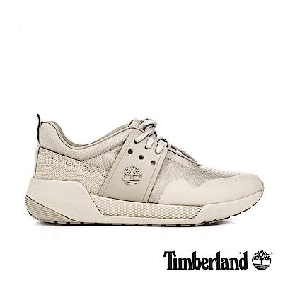Timberland 女款淡米色Kiri Up運動鞋