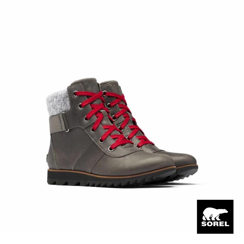 SOREL-HARLOW 征服系列戶外休閒靴-棕色