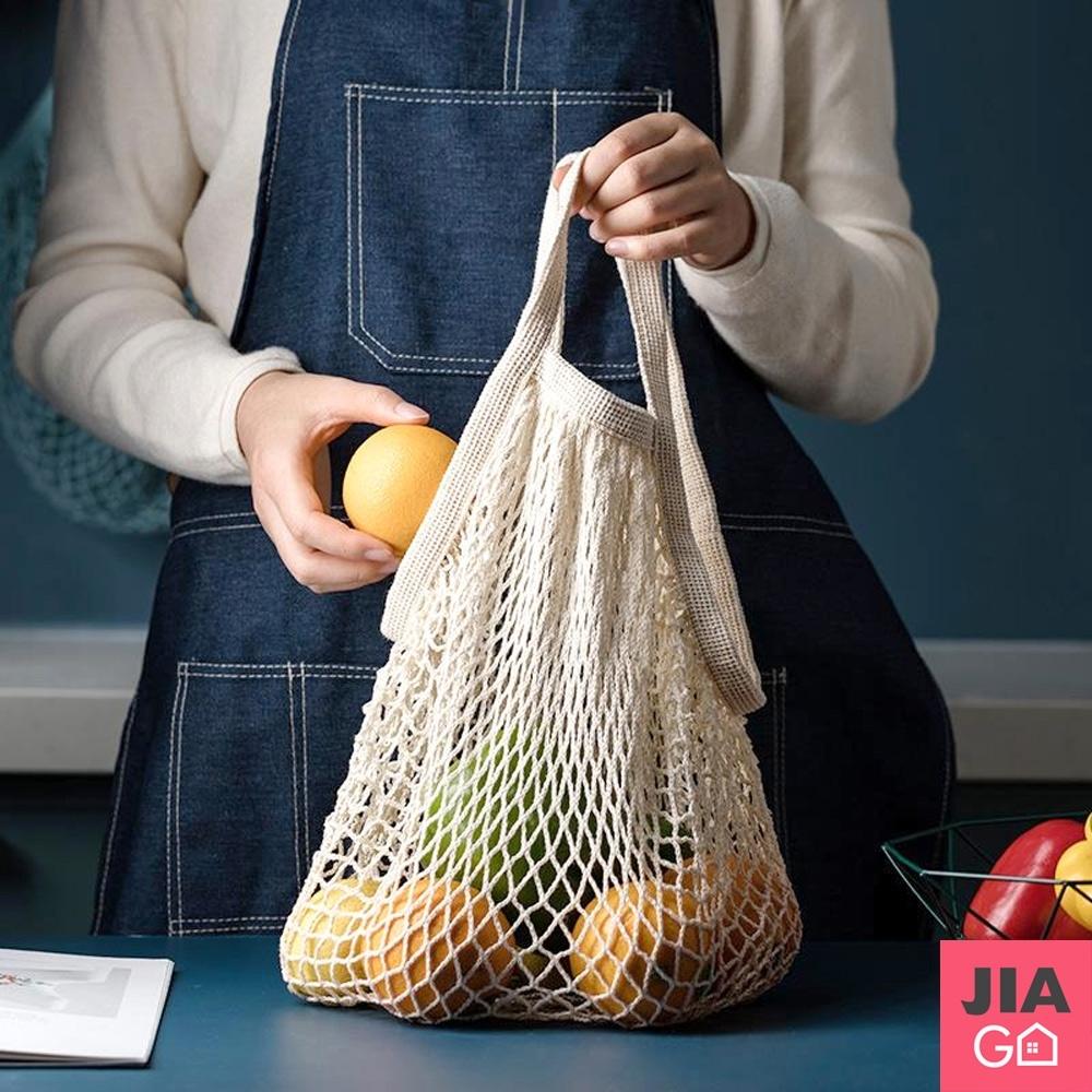 JIAGO 環保編織袋購物袋