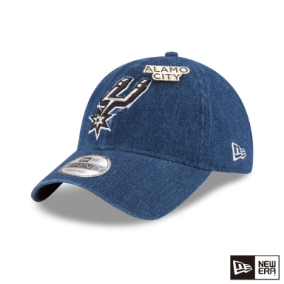 NEW ERA 9TWENTY 920 NBA 丹寧 馬刺 棒球帽