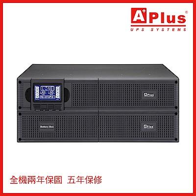 特優Aplus 在線式Online UPS 機架式 PlusIII-3KLRB (3KVA)