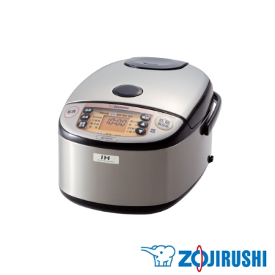 象印 ZOJIRUSHI 日本製 6人份壓力IH電子鍋 NP-HSF10