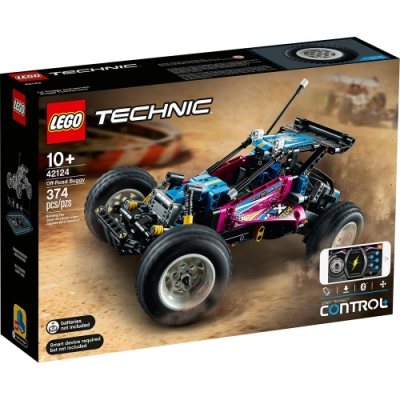 樂高LEGO 科技系列 - LT42124 越野車