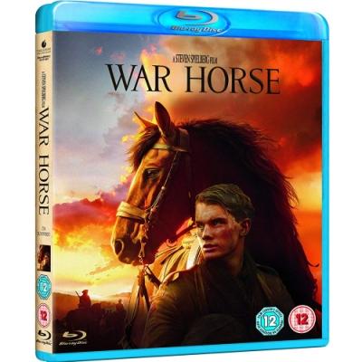 戰馬  WAR HORSE  藍光 BD