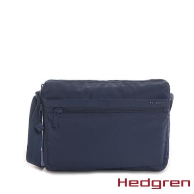【Hedgren】藍多夾層收納斜背包 - HIC176 EYE