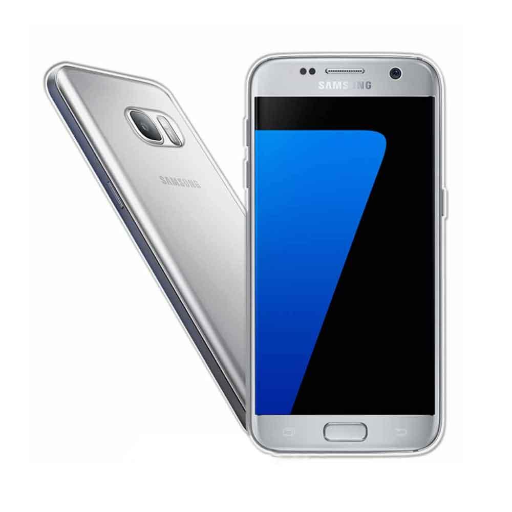 Samsung Galaxy S7 5.1吋 晶亮清透高質感保護套 軟殼 @ Y!購物