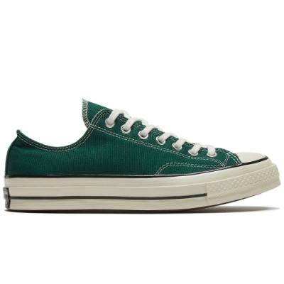 CONVERSE CHUCK 70 低筒休閒鞋 男女 綠色-168513C