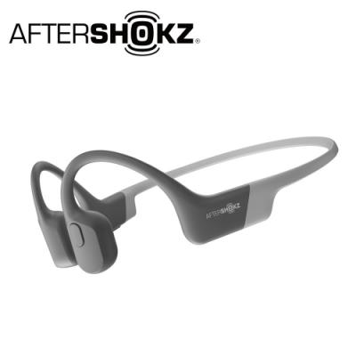 AfterShokz AEROPEX AS800 骨傳導藍牙運動耳機 (皓月灰)