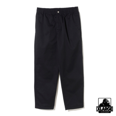 XLARGE WORK EASY PANTS工作長褲-黑