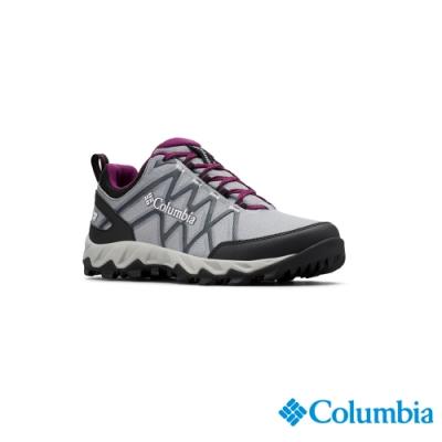 Columbia 哥倫比亞 女款-Outdry 防水健走鞋-灰 UBL0829