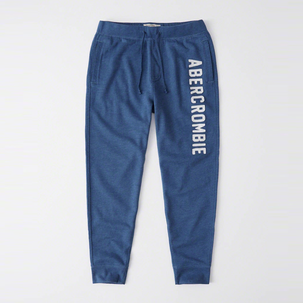 AF a&f Abercrombie & Fitch 長褲 藍色 1104