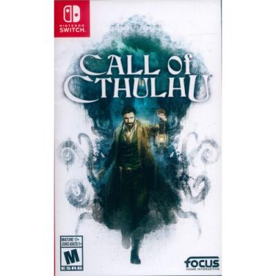 克蘇魯的呼喚 Call of Cthulhu - NS Switch 中英文美版