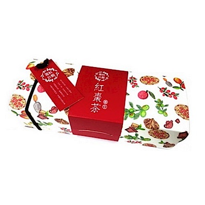 苗栗公館鄉農會 紅棗養身茶(3gx20包入)