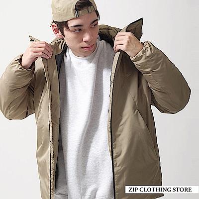 防潑水連帽厚實保暖外套(5色) ZIP日本男裝[情人節送禮推薦]