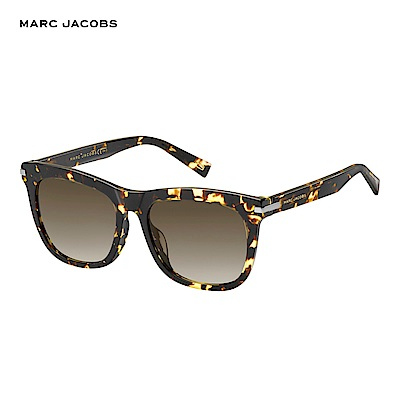 Marc Jacobs- MARC 193/F/S 方框經典太陽眼鏡 玳瑁色