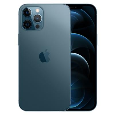 【福利品】Apple iPhone 12 Pro Max 256G 6.7吋 5G 智慧手機_太平洋藍