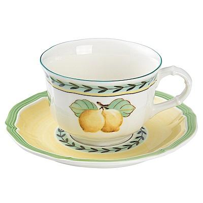 Villeroy & Boch唯寶 French Garden法國田園花茶杯盤組