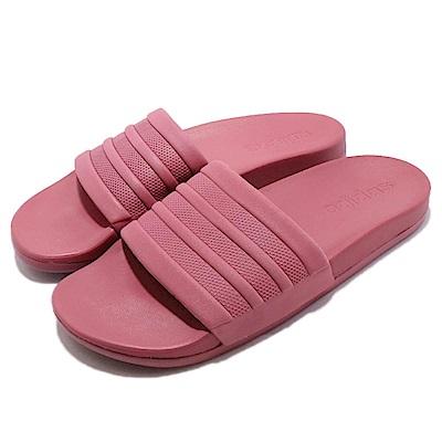 adidas 涼拖鞋 Cloudfoam Slides 女鞋