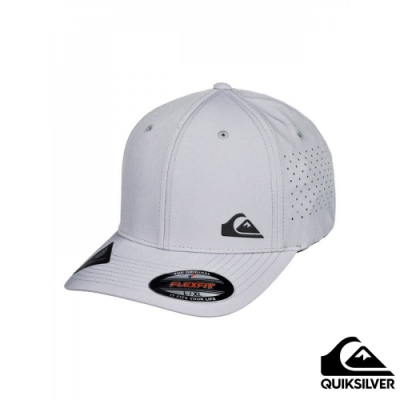 【QUIKSILVER】NELSON AMPHIBIAN 帽 灰色