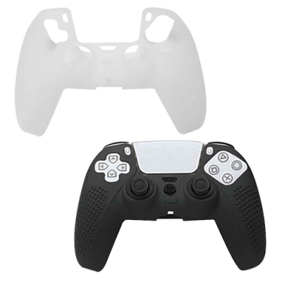 PS5 無線控制器矽膠保護套 無線手把保護套 防護套
