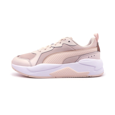 PUMA-X-Ray Metallic Wns 女休閒鞋-粉-37307203