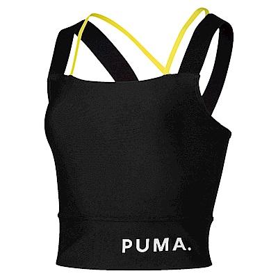 PUMA-女性流行系列Chase休閒背心-黑色-歐規