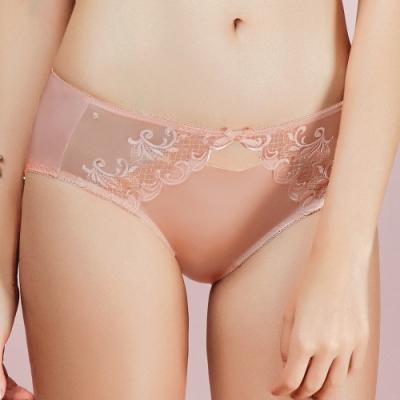 推EASY SHOP-唯愛PH5.5 中低腰平口褲(柔嫩粉)