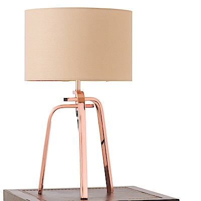 bnatural 紅銅金屬桌燈 BNL00001