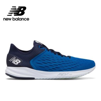 New Balance輕量跑鞋_男_藍色_MFL5KBL-2E