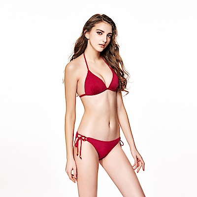 WAVE SHINE-二代 側綁帶提臀款泳褲-女【PWS153】
