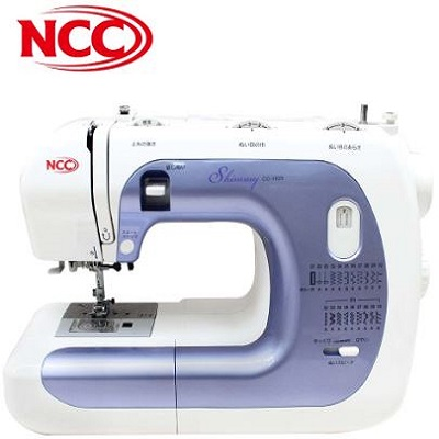喜佳 NCC CC-1829 Shimmy紫色粉彩珍珠縫紉機