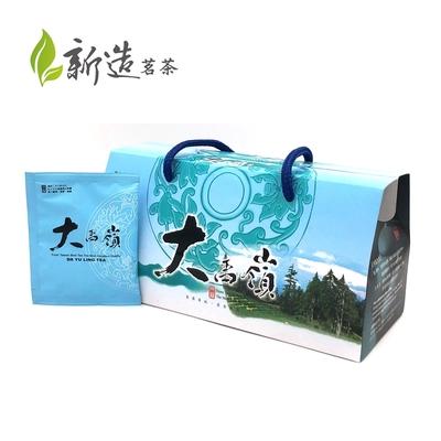 【新造茗茶】大禹嶺 / 梨山 極品袋茶包 (2.5g x30包x2盒)