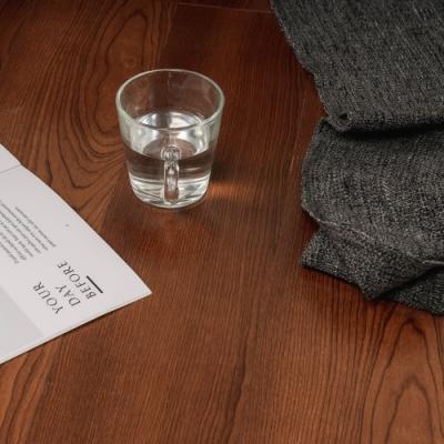 樂嫚妮 塑膠PVC仿木紋DIY地板貼 6.9坪- 紅胡桃木