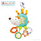 【任選】德國《baby FEHN 芬恩》沉睡森林刺蝟吊掛式布偶玩具