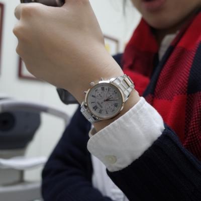 SEIKO LUKIA 羅馬假期時尚錶(SSC820J1)36mm