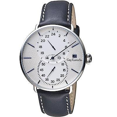 姬龍雪Guy Laroche Timepieces獨立時尚腕錶(GW2012-01)