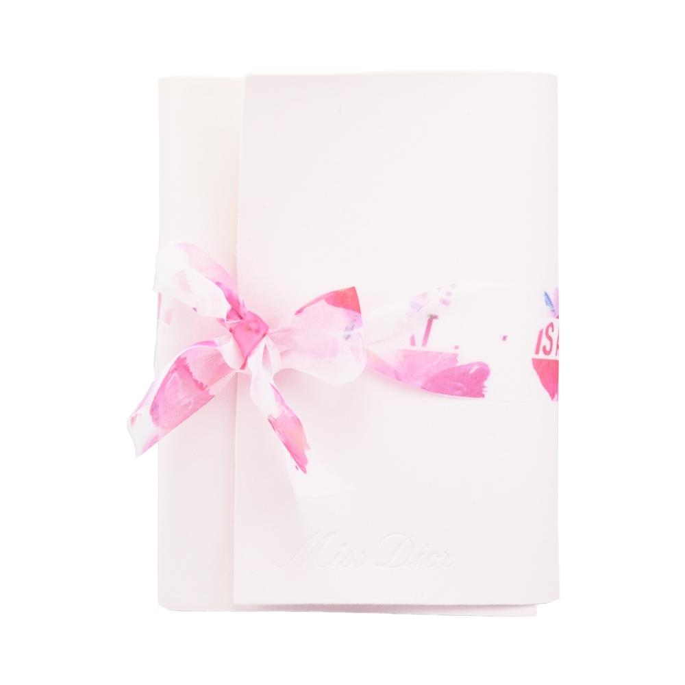 DIor迪奧 Miss Dior花卉筆記本