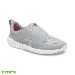 Crocs卡駱馳 特蘿莉優雅女士平底鞋