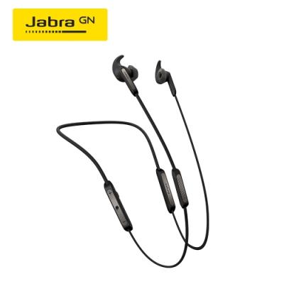Jabra Elite 45e 後頸式藍牙耳機(鈦黑)(公司貨)