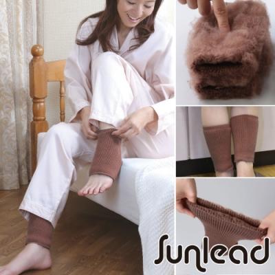 Sunlead 保暖蓬鬆刷毛兩用式防寒手套/足套
