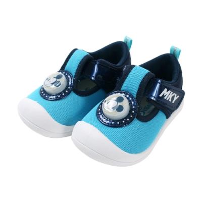 迪士尼米奇護趾防滑閃燈安全鞋 sk0857 魔法Baby