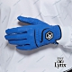 【Lynx Golf】Asher Chuck 多色系列男款防滑彈性高爾夫左手手套-藍色 product thumbnail 2